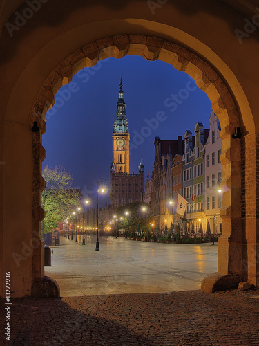 Green Gate - Gdansk, Poland.