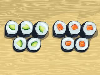 Japan cuisine