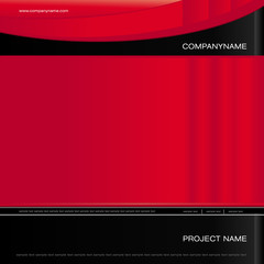 Cover- template-background  - RED TURBO