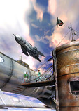 rocket city-