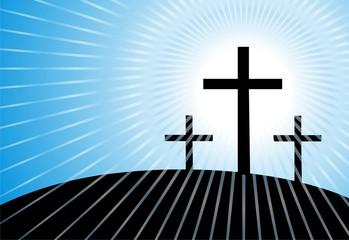 Three crosses v2