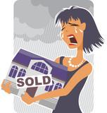 Sale for debts poster