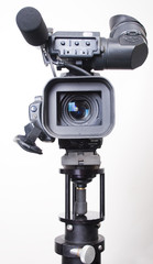 stand video camera