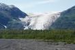 Exit Gletscher I Alaska
