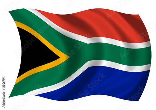 Republic of South Africa - Flag
