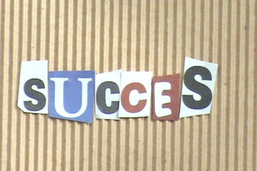 Success cutouts