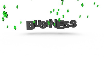 Business Dollar Signs