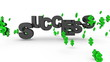 Success Dollar Signs