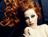 Redhead sensuality - 13338943