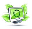 Recyclagedes écrans / matériel électronique propre