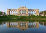 Gloriette w ogrodzie Palace Schönbrunn