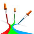 RGB-eyedroppers