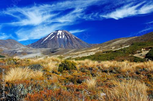 Vulcano Ngauruhoe - Tongariro NP - 13359791