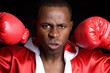 Professional Boxer Man
