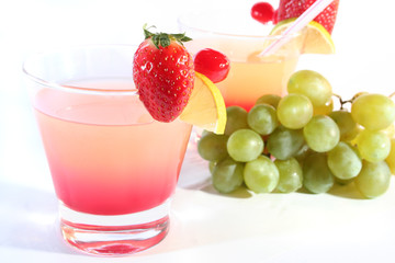 bright sweet coctail