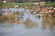 Leinwandbild Motiv innondations