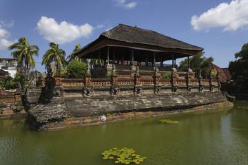 Halle der Gerechtigkeit in Klungkung, Bali