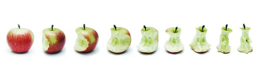 evoluzione mela