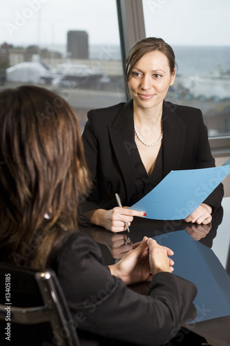 Female Boss