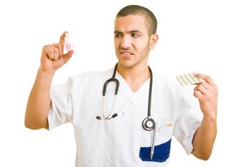 Medizin vergleichen