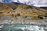 Mount Aspiring National Park - New Zealand poster