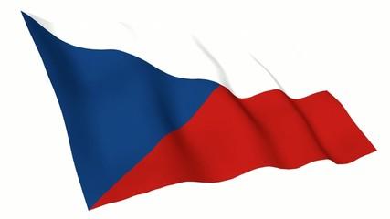 Czech Animated Flag