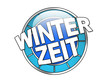 Winterzeit Button