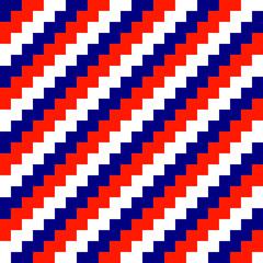 Diagonal seamless striped background