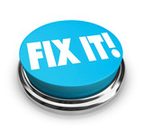 Fix It Button poster