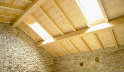 Finestre nel tetto