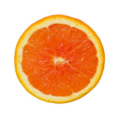 Orange Cross-section