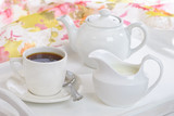 Breakfast Tea Tray poster