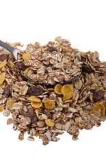 Muesli health food