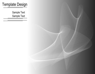 Design Template Background Vector