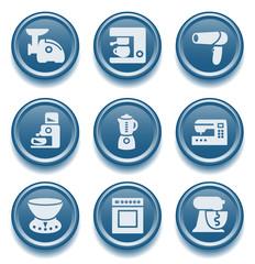 Button icon set 19