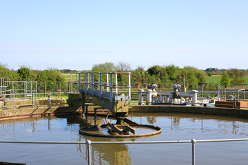Sewage Treatment Works Two