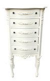 shabby style drawers poster