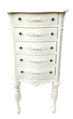 shabby style drawers
