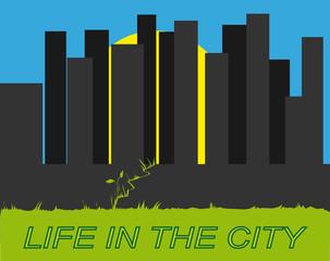 vita in città