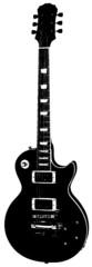 Illustrazione chitarra