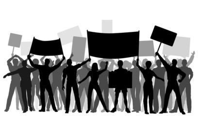 Protest group