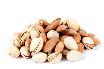 almonds and pistachios 3