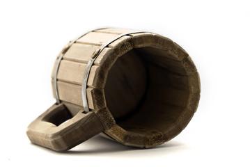 Wooden mug