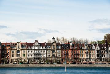 Seestraße in Konstanz