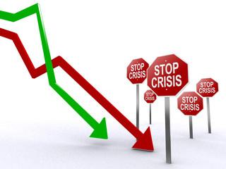 Stop a la crisis financiera