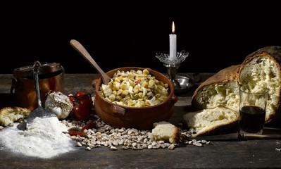 cucina tradizionale - legumi