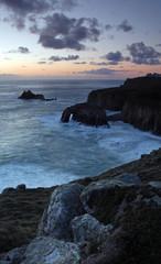 Storm Anticipated Cornwall