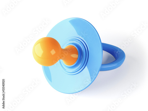 Isolated Pacifier