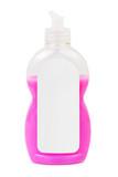 Bottle of detergent poster