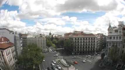 Madrid centro ciudad